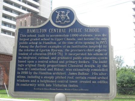 Central Public School History