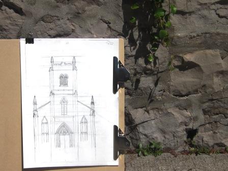 MacNab Sketch at Day 2