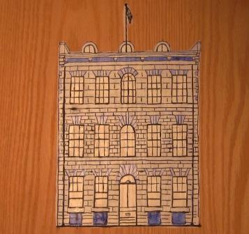 The Original Kerr Building - 1840s
