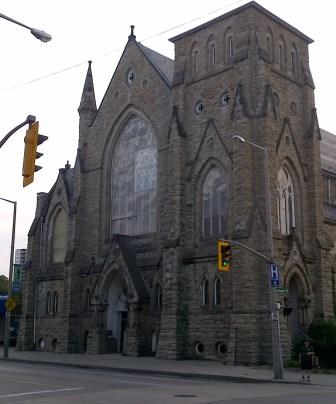 James Street Baptist Church, Hamilton (Ont).