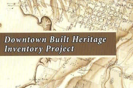 Heritage Inventory Project