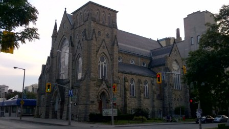 James Street Baptist