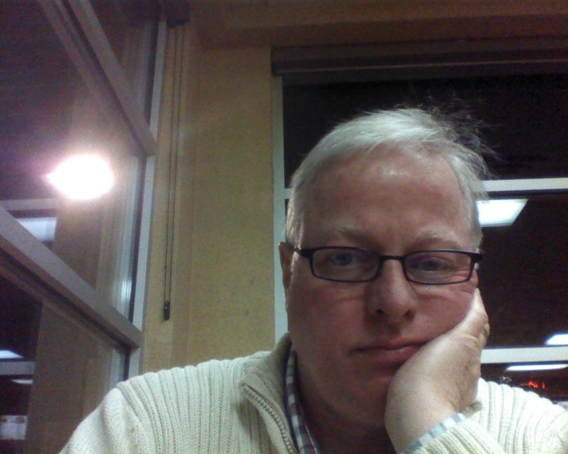 Blogging at Tim's