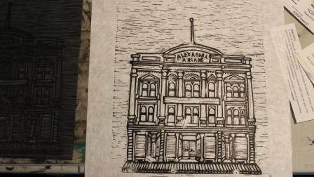 The Hamilton & Gore Mechanics Institute (1853-1882)