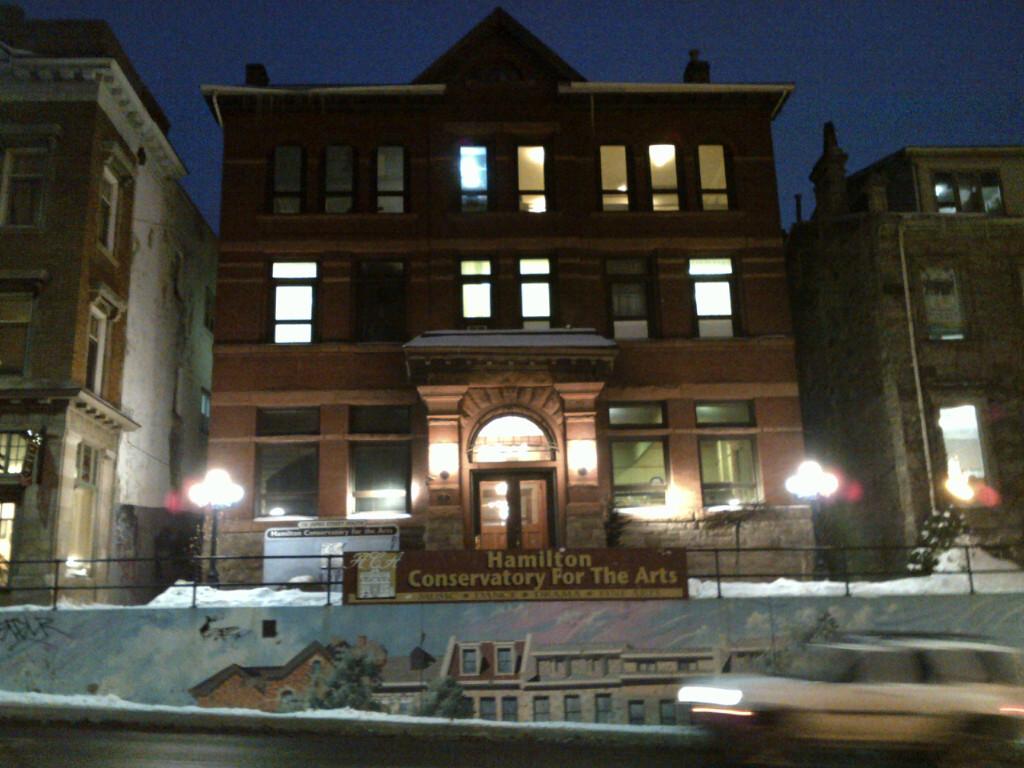 Hamilton Conservatory for the Arts