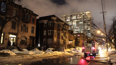 Fund raising for resident displaced by the 27 Bold Fire
