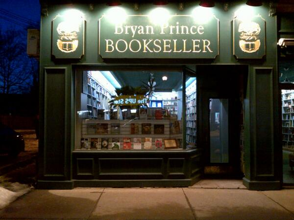 Pryan Prince Bookseller