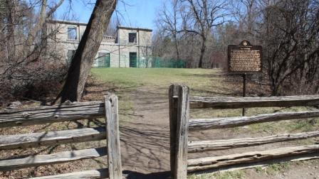 Hermitage Ruins, Hamilton (Ancaster), Ontario