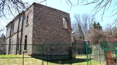 Hermitage Ruins, Ancaster (Ontario)