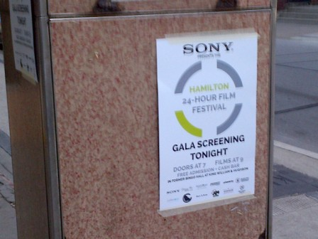 #H24 Gala Screening