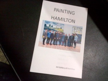 Painting Hamilton Artist Talk