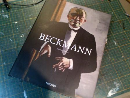 Max Beckmann by Reinhard Spieler (2014)