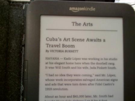 Brad Pitt buys Cuba Art