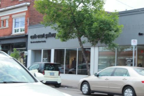 Earl Court Gallery, Ottawa St., Hamilton, Ontario
