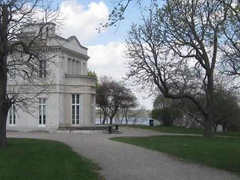 Dundurn Castle, Hamilton (Ont). Photo by Chris Erskine, Urban Landscape Artist