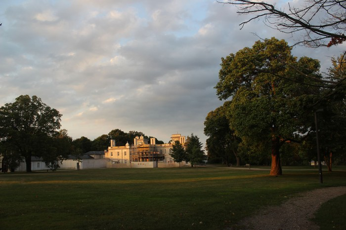 Dundurn Castle, Hamilton (Ont). Photo @erskinec