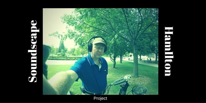 Soundscape Hamilton Project @erskinec