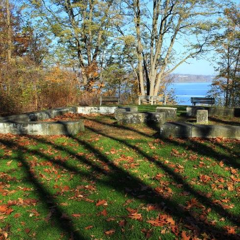 MacNab Family Cemetery, Hamilton (Ont). Photo by @erskinec