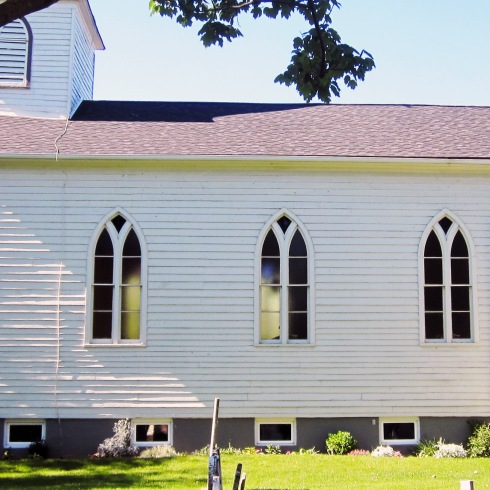 St. Stephen's Anglican Church built in yr1837.  Photo by @erskinec
