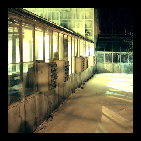 Greenhouse Air, Hamilton (Ont). Photo by @erskinec