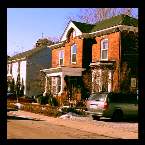 18 Liberty Street, Middle Class moves into Corktown 1880s.  Photo by @erskinec