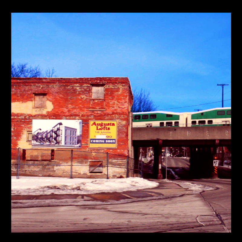 Former Storage and Transfer Company Warehouse (built between 1898-1911), Hamilton (Ont).  Photo by @erskinec