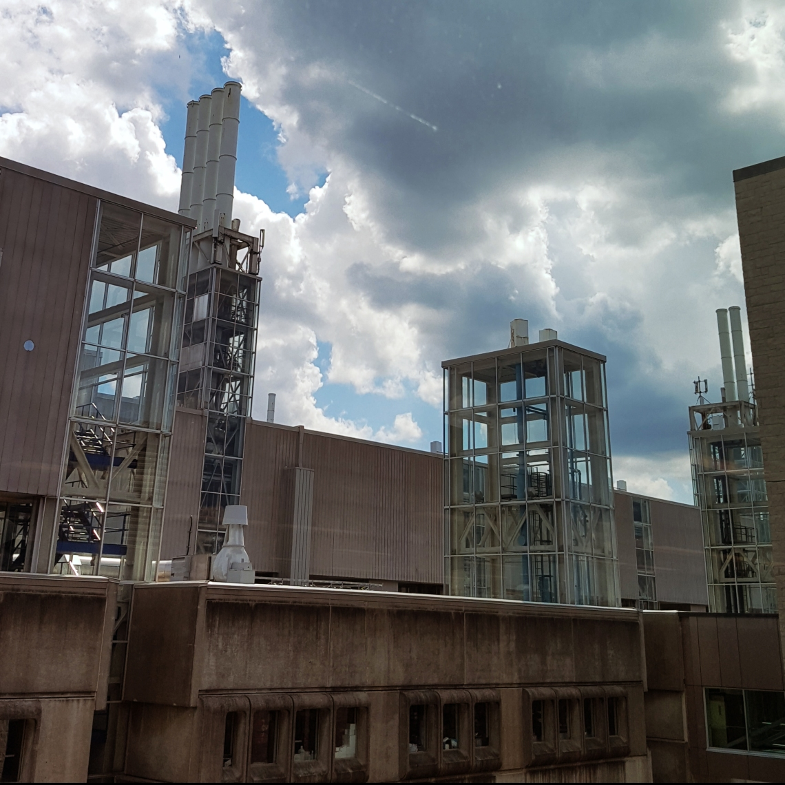 Towers, exploring MyHamilton #erskinec