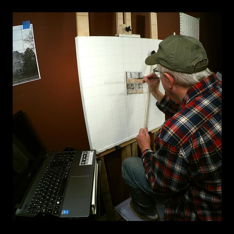 Studio Work - 2016