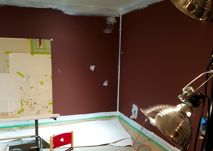 Studio paint Job - WIP