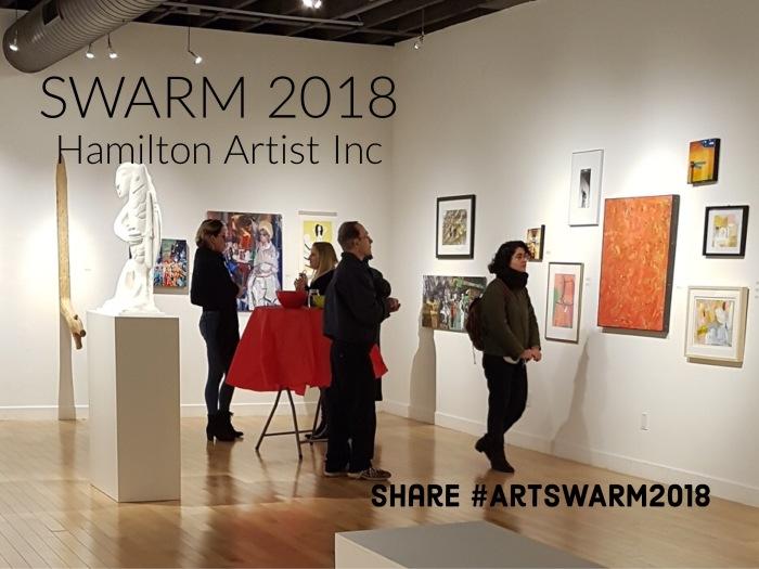 #ArtSWARM2018